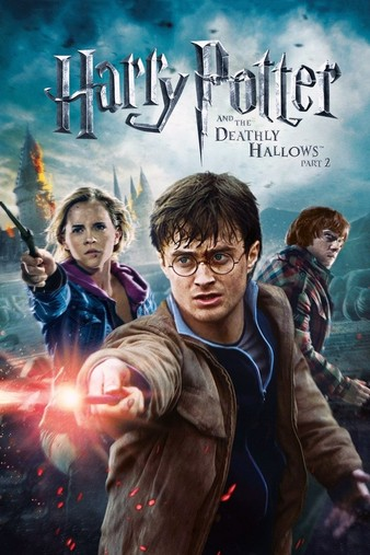 Harry Potter and the Deathly Hallows Part 2 (2011) 2160p BluRay x265 10bit HDR DTS-X 7.1-DEPTH