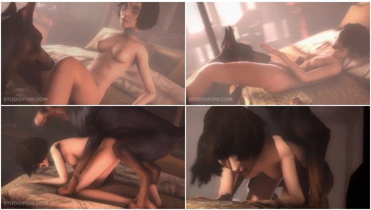 0ec585aefee0039a6b382f1b21f215ec - 3d Animation Trinity With Dog - Bestiality Porn Animation