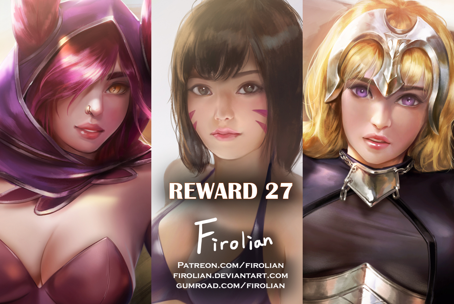 Firolian Reward 27