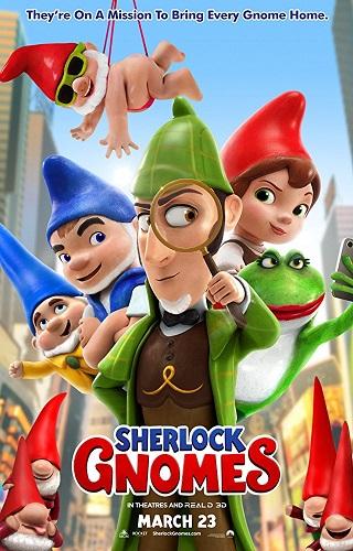 Sherlock Gnomes 2018 HDCAM XviD-VAiN