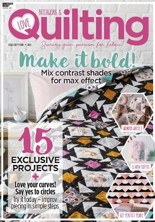 Love Patchwork & Quilting №64 2018