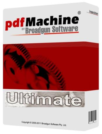 Broadgun pdfMachine Ultimate 15.14 + Rus