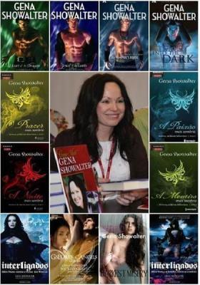 Джена Шоуолтер - Сборник произведений. 44 книги