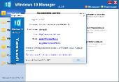 Windows 10 Manager 2.2.0 Final RePack & Portable by elchupaсabra (Ru/En)