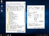 Windows 10 Enterprise LTSB Style VL by Elgujakviso Edition v.14.12.17 (x86-x64) (2017) [Rus]