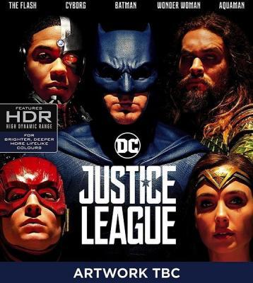 Лига справедливости / Justice League (2017) BDRemux 2160p | HDR | Лицензия