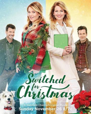 Рождественская сестра / Switched for Christmas (2017) HDTVRip