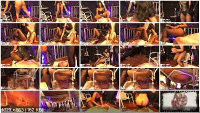 Queen Delilah - My L.A. Toilet: Billy Boy with The Only Scat [Femdom Scat / 1.08 GB] HD 720p (Scatting, Domination)