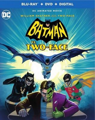 Бэтмен против Двуликого / Batman vs. Two-Face (2017) BDRip 720p