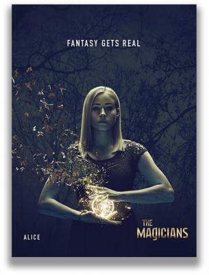 ���������� / The Magicians [�����: 3, �����: 1-10] (2018) WEB-DL 1080p | Jaskier