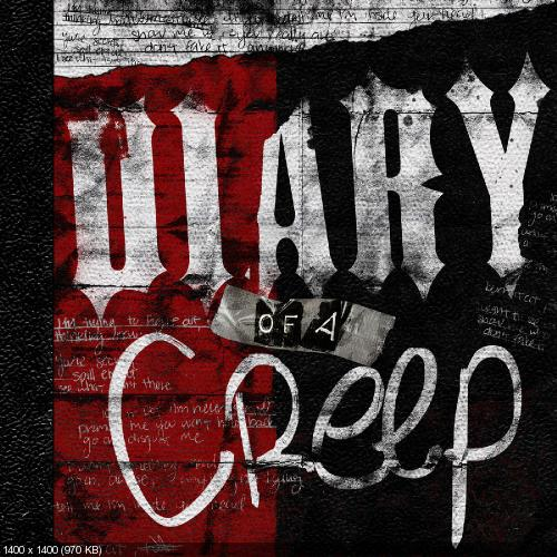 New Years Day - Diary of a Creep [EP] (2018)