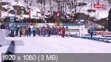 Биатлон. Чемпионат Европы 2018. Риднау-валь-Риданна (Италия). Супермикст [28.01] (2018) IPTV 1080i