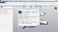КОМПАС-3D 17.1.7 RePack