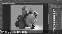 Дизайн мультяшных персонажей. Cartoon Design (2017)