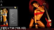 Windows 7 Ultimate SP1 x64 Girls Edition by Morhior