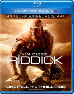 Риддик / Riddick (2013) BDRip 1080p | Extended Cut