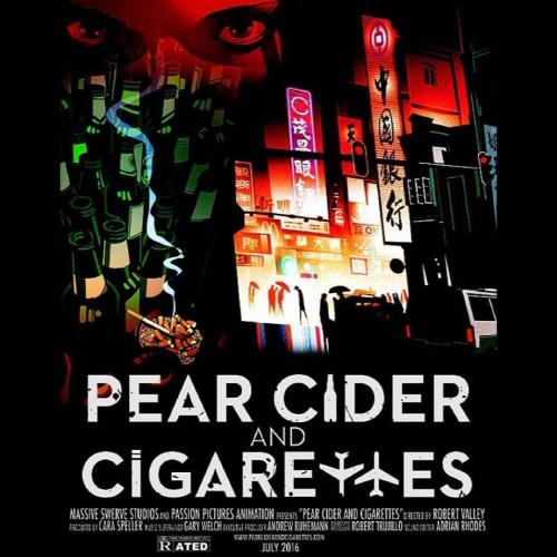 �������� ���� � �������� / Pear Cider and Cigarettes (������ ����� / Robert Valley) [2016, ������, �����, ����������, ���������������� �����, WEB-DL 720p] Original Eng + Sub Rus