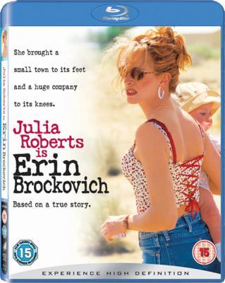 Эрин Брокович / Erin Brockovich (2000) BDRip 720p