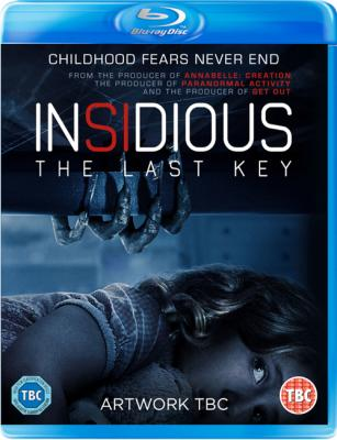 ������ 4: ��������� ���� / Insidious: The Last Key (2018) WEB-DL 1080p | iTunes