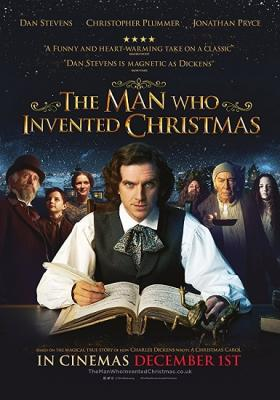 �������, ������� ������ ��������� / The Man Who Invented Christmas (2017) BDRip 1080p