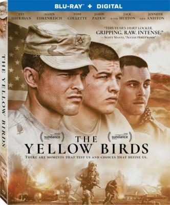 Жёлтые птицы / The Yellow Birds (2017) BDRip 1080p