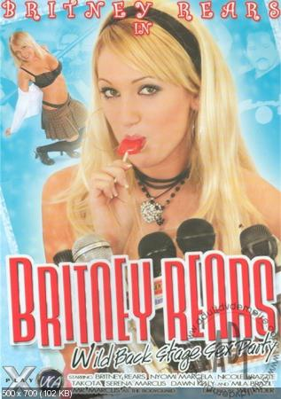 Britney Rears 1,2,3,4 (Will Ryder, Hustler Video) [2004-2007 r., All Sex, Hardcore, Anal, Parody, Feature, VOD, 480p]