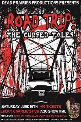 Поездка (Проклятые рассказы) / Road Trip (The Cursed Tales) (2017)