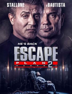 План побега 2 / Escape Plan 2: Hades (2018) BDRip 1080p | iTunes