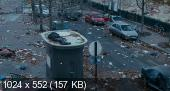 Париж. Город Zомби / La nuit a dévoré le monde / 2018 / BDRip-AVC от OlLanDGroup / iTunes