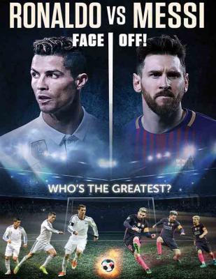 Роналду против Месси / Ronaldo vs. Messi (2017)