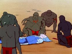 Гандахар Световые годы (1988) WEB-DLRip