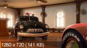 Тачки / Cars (2006) WEB-DLRip 720p | Open Matte