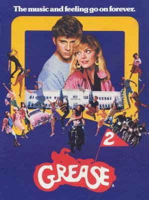 Бриолин 2 / Grease 2 (1982) BDRip 1080p